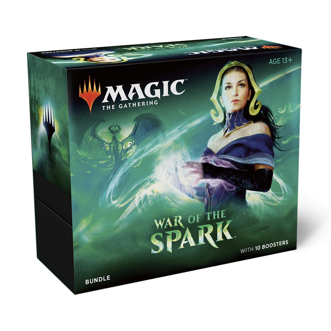 MTG War of the Spark Bundle Preorder