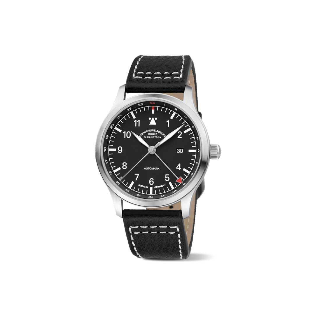 Mühle Glashütte Terrasport IV GMT Automatic Watch