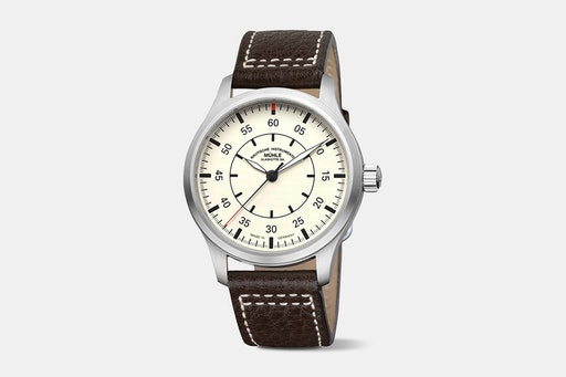 Mühle-Glashütte Terrasport I Beobachter Automatic Watch