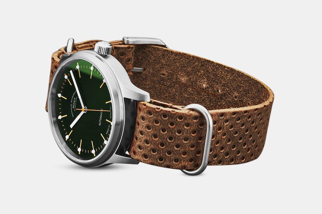 Mühle-Glashütte Panova Automatic Watch