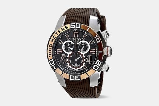 Mulco Fondo Chronograph Quartz Watch