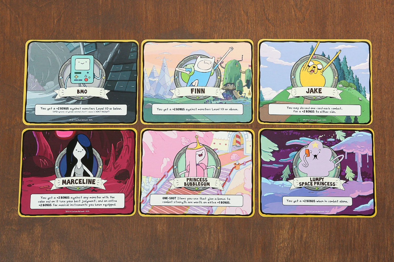 Munchkin Adventure Time Bundle