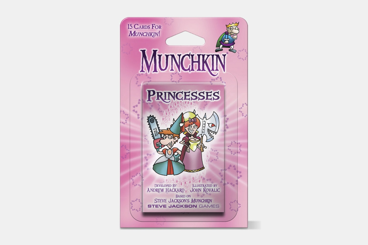 Munchkin Princesses Blister Booster Pack