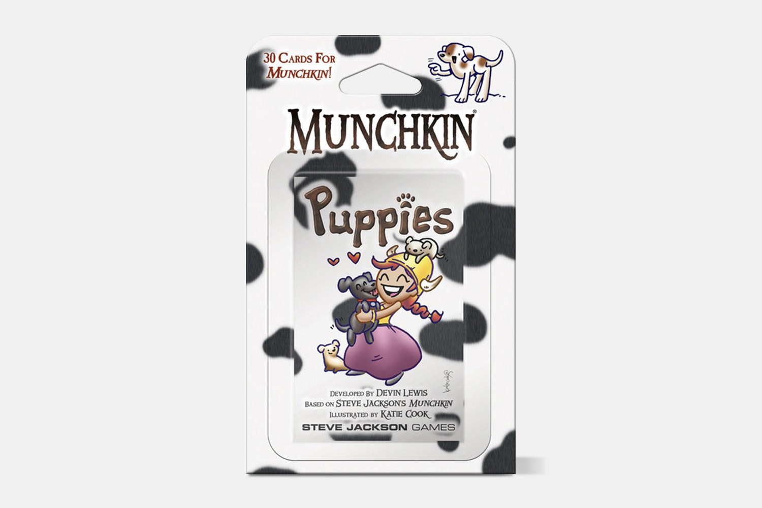 Munchkin Puppies Blister Booster Pack