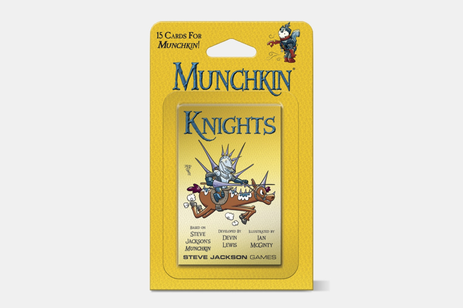 Munchkin Knights Blister Booster Pack