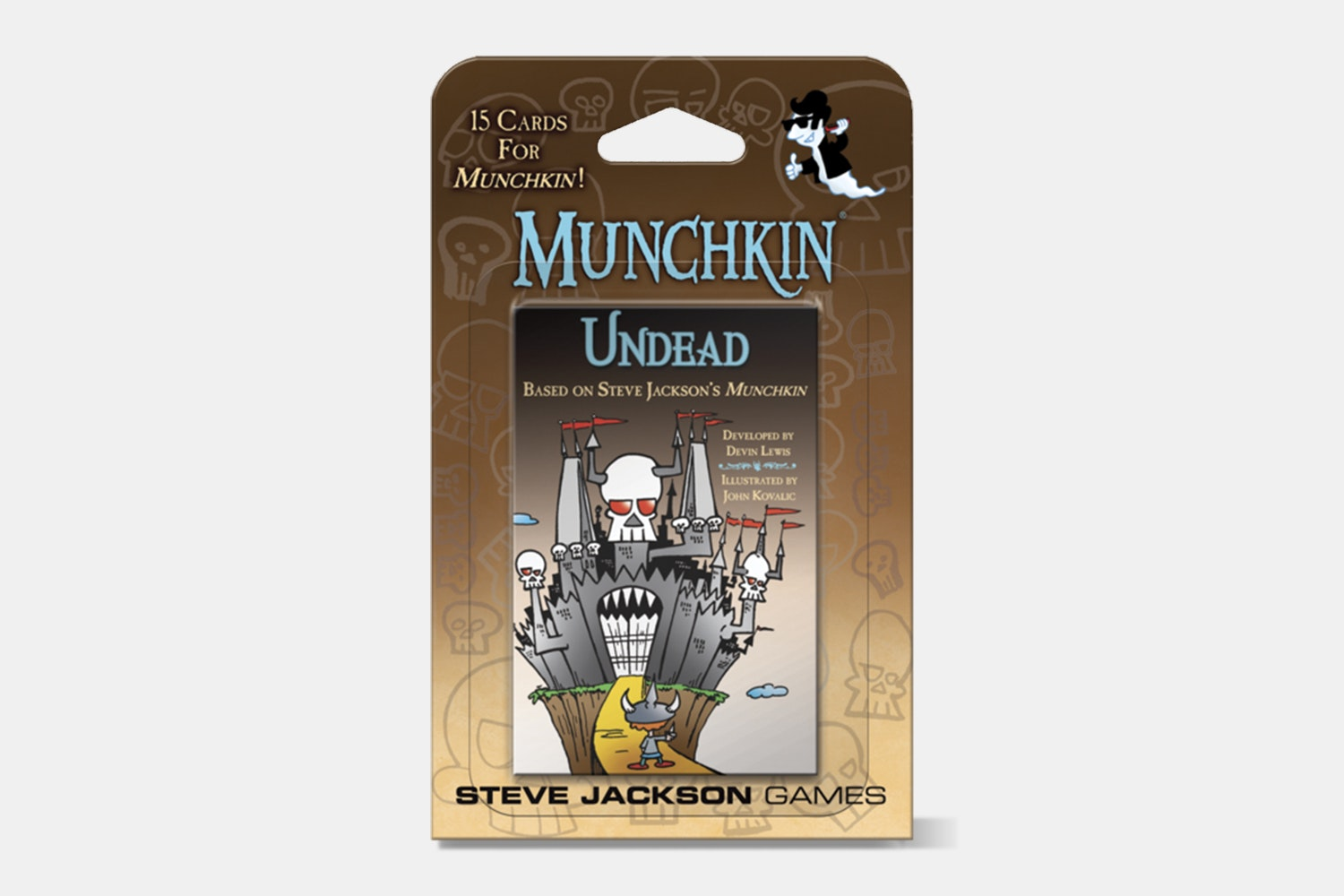 Munchkin Undead Blister Booster Pack