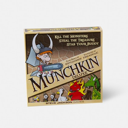 Shop Munchkin Deluxe Board Game Rules Discover Community Reviews