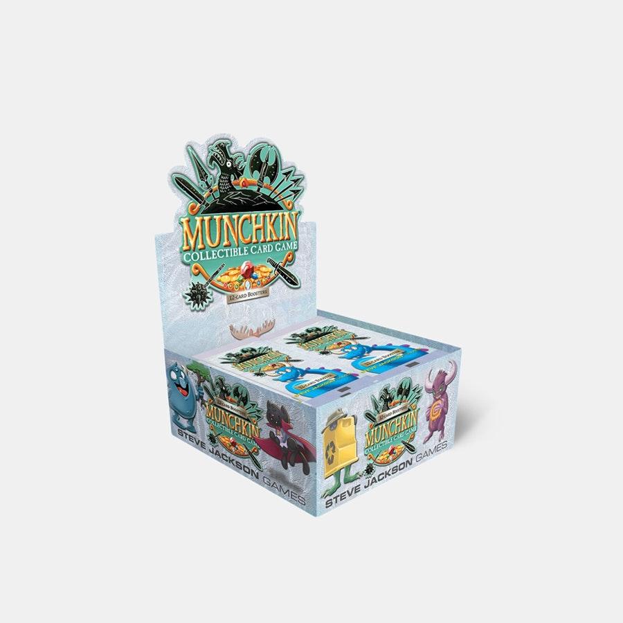 Munchkin CCG Booster Box Preorder