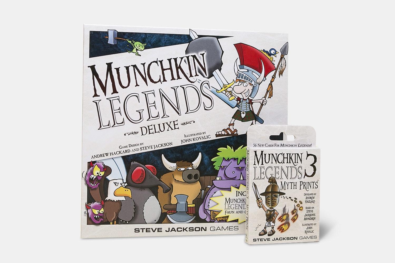 Munchkin Legends Deluxe Bundle