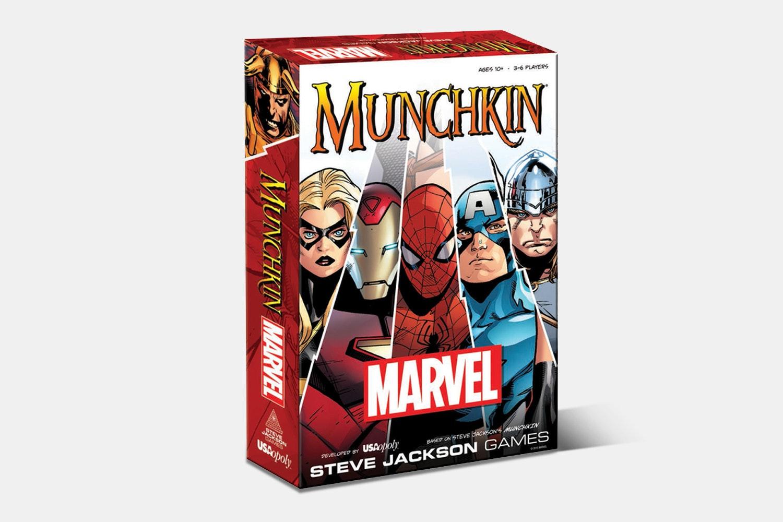Munchkin Marvel Edition Bundle
