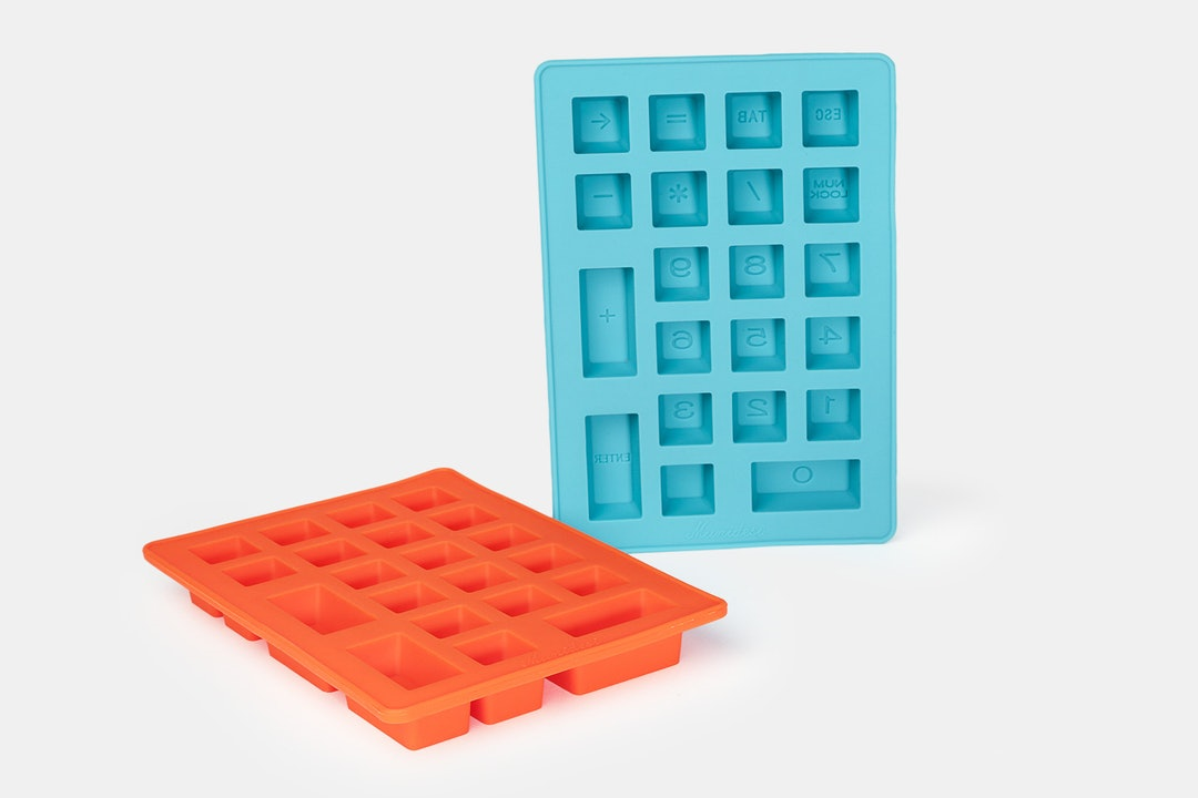 Munidesi SA Keycaps Silicone Ice Tray (2-Pack)