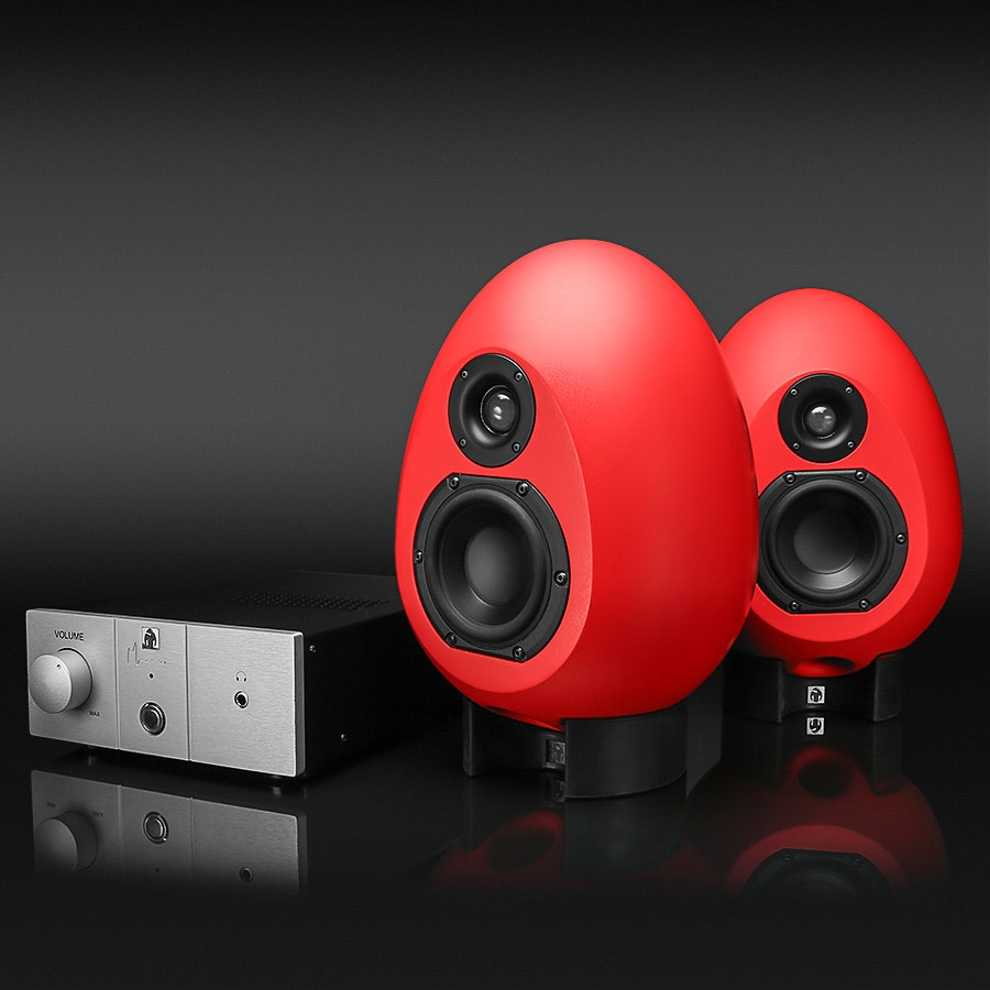 MunroSonic Egg 100 Speakers