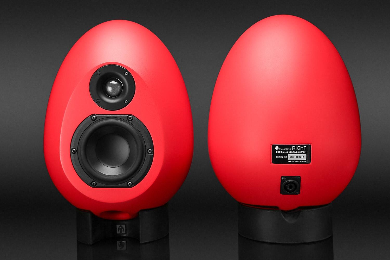 MunroSonic Egg 100 Speakers