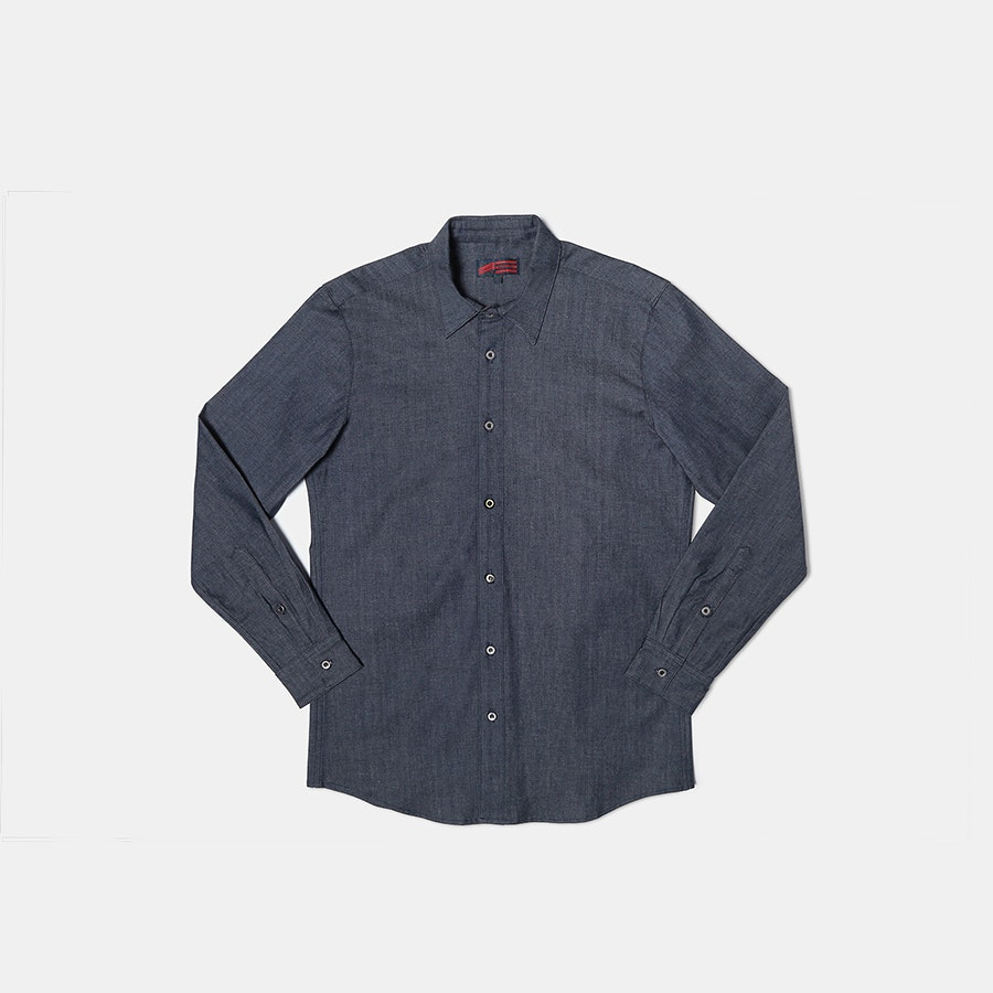 Muscatti Brutus Denim Shirts