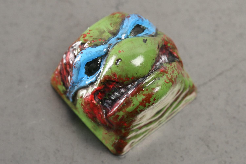 Zombie: Blue Turtle
