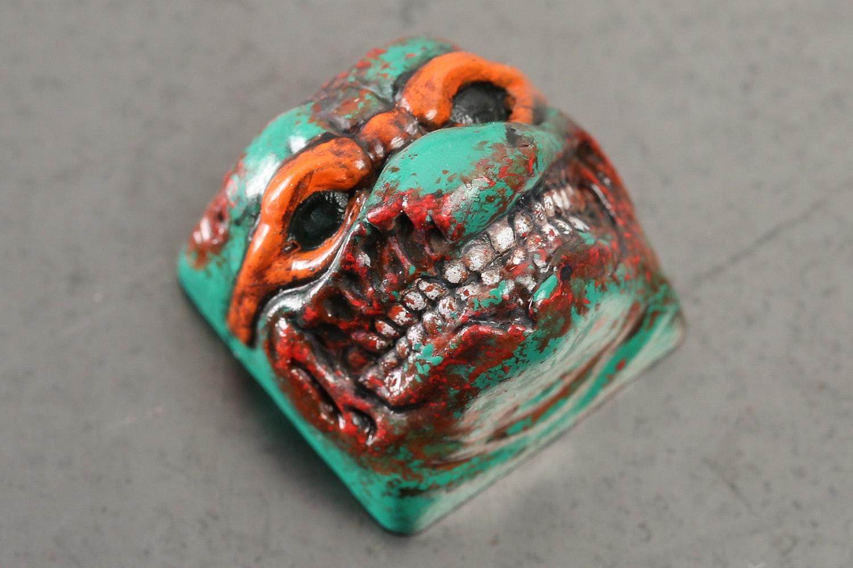 Zombie: Orange Turtle