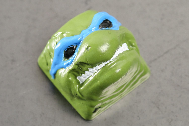 Classic: Blue Turtle