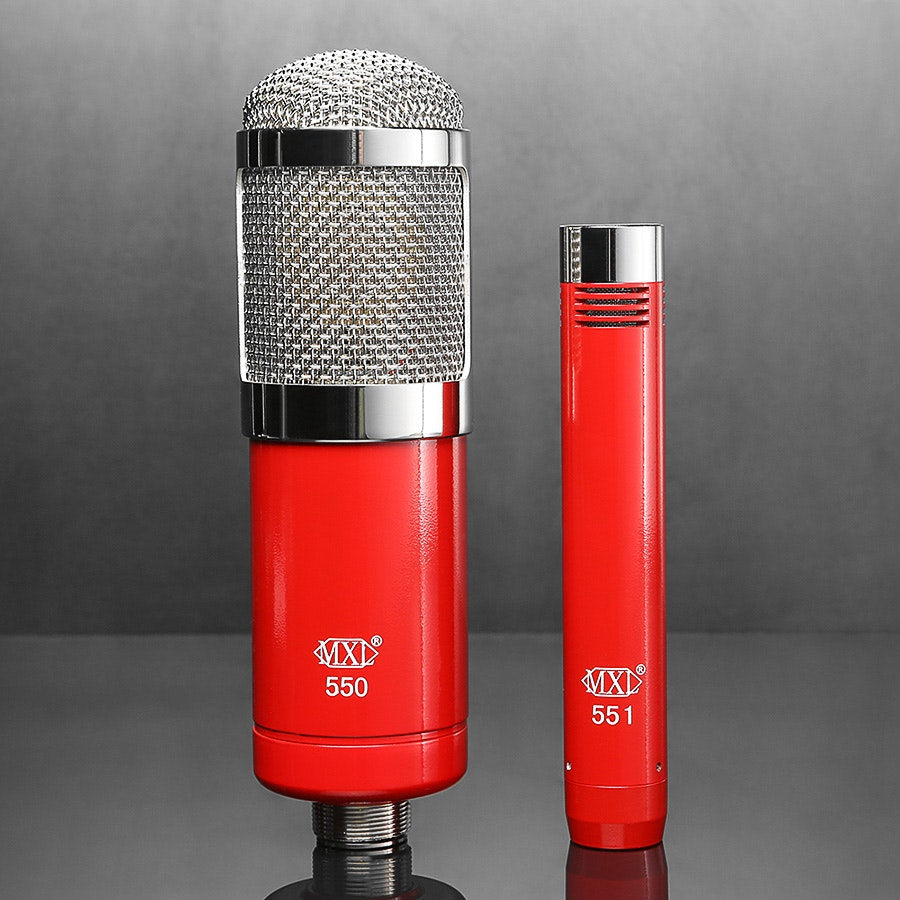 MXL 550/551 Microphone Ensemble