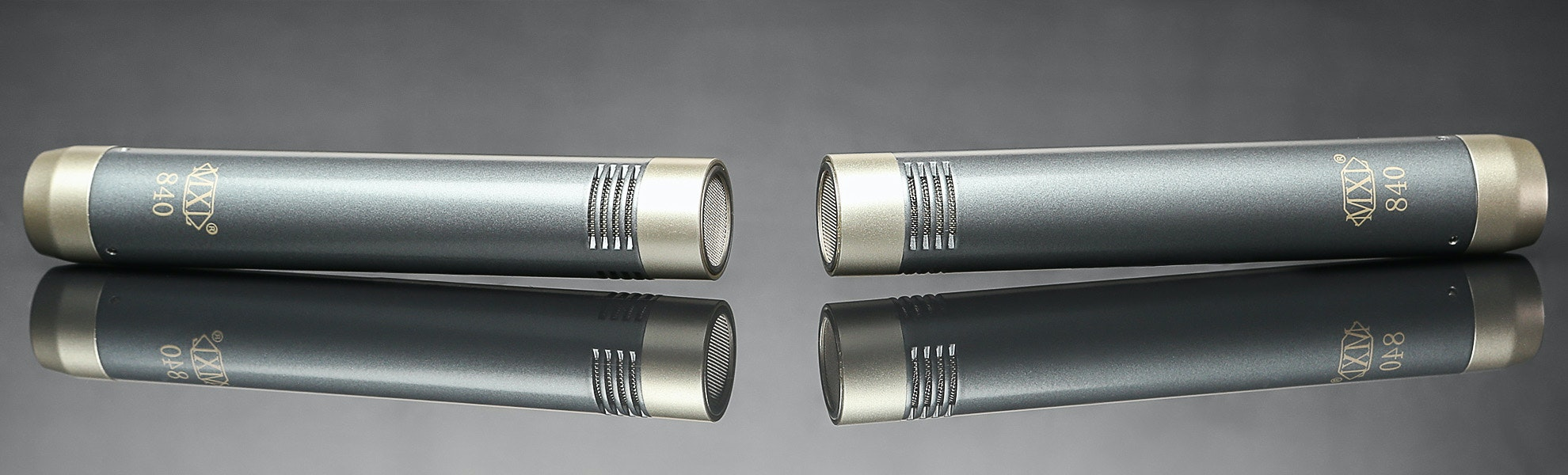 MXL 840 Small Diaphragm Condenser Microphone Pair