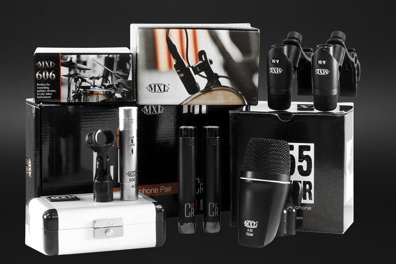 MXL PA-5K Pro 6-Piece Kit