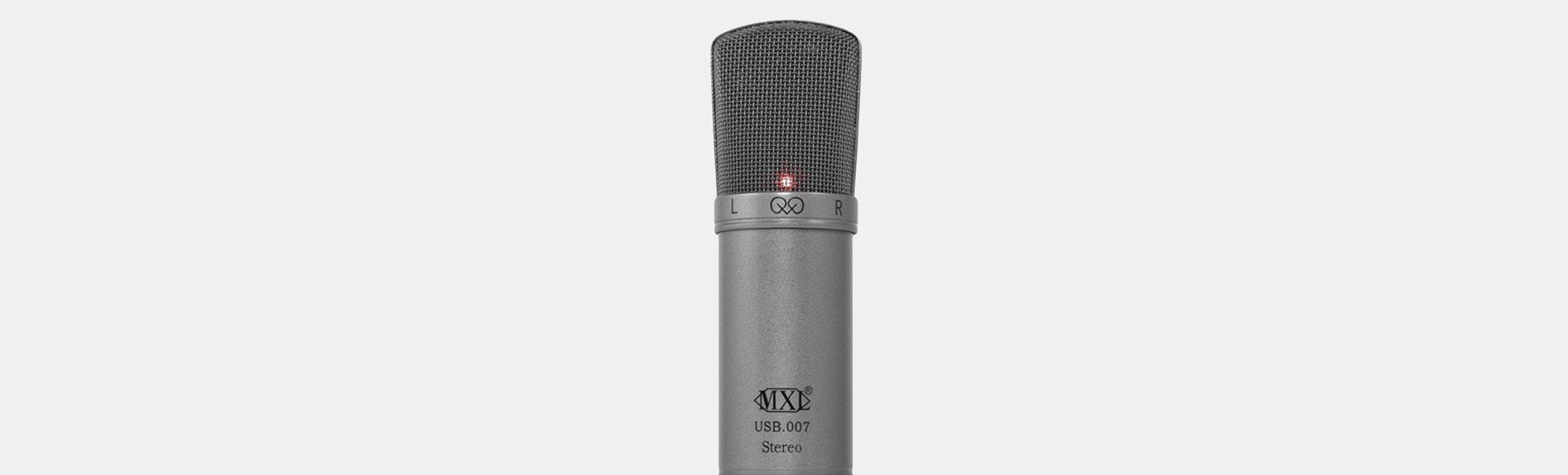 MXL USB .007 Condenser Microphone