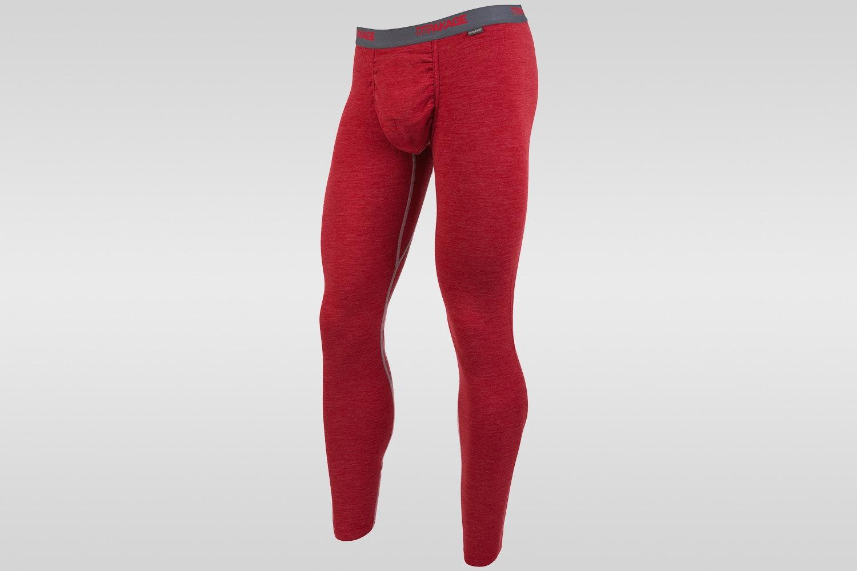 Long Pants - Crimson