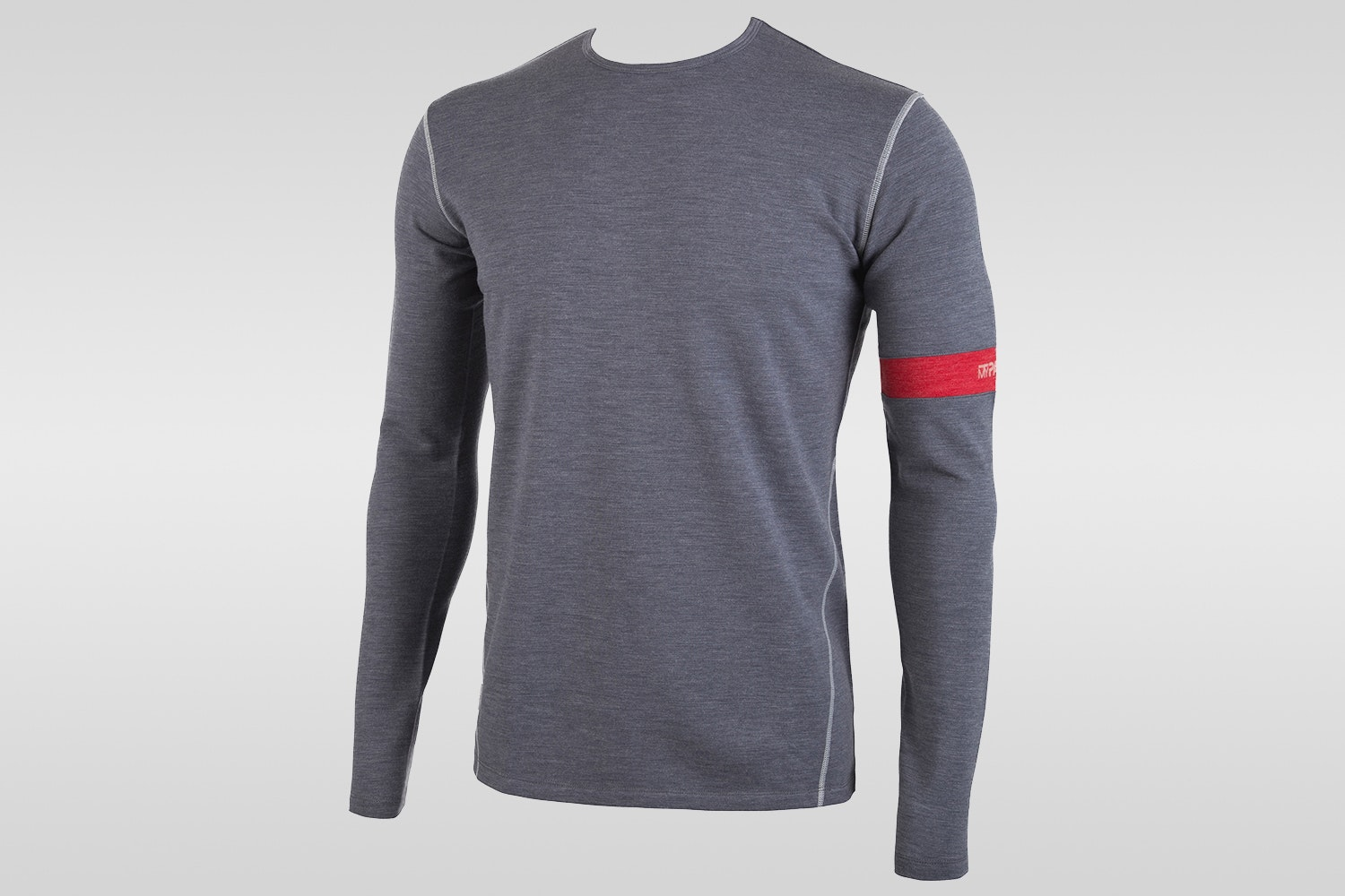 Long-sleeve Shirt - Charcoal