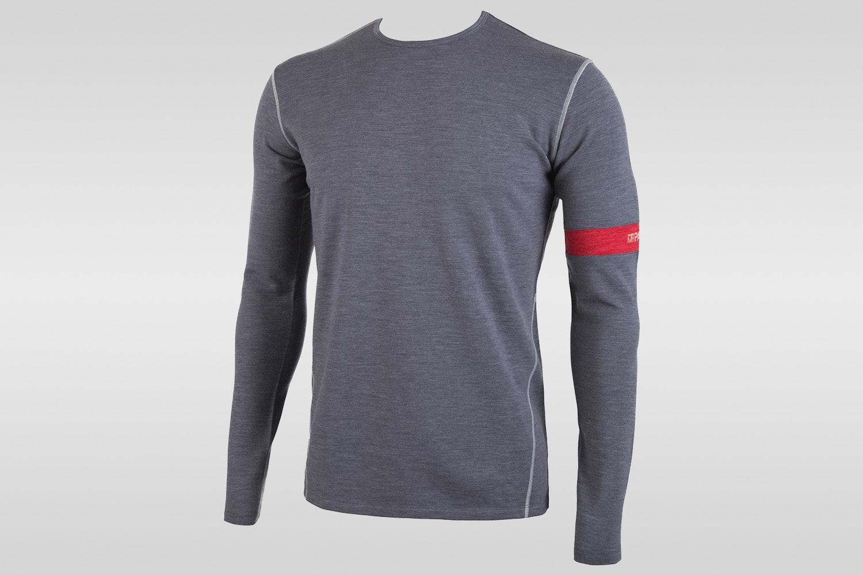 Long-sleeve Shirt - Charcoal