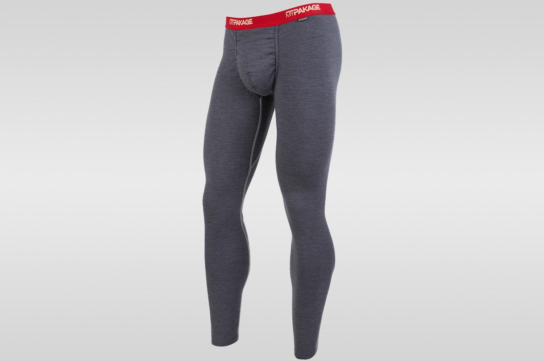 Long Pants - Charcoal