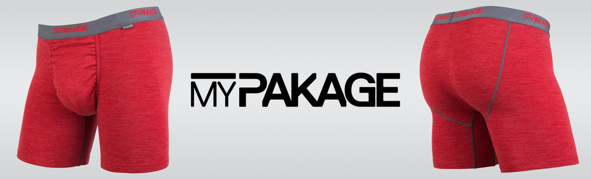 MyPakage Men's Merino Baselayer Closeout