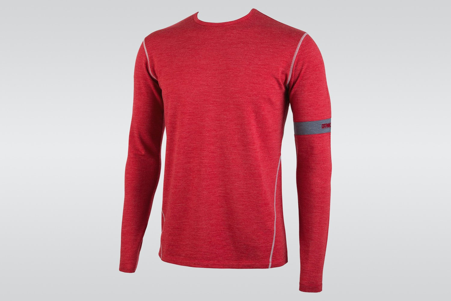 Long-sleeve Shirt - Crimson
