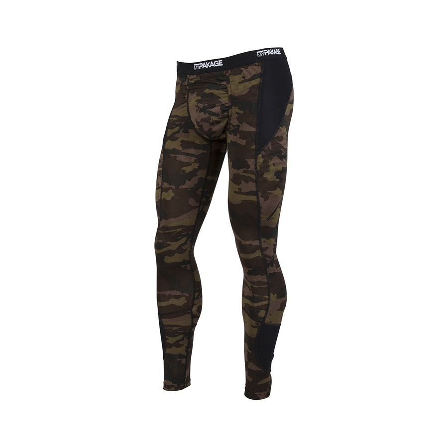 Long underwear, Dark Camo (+ $22)