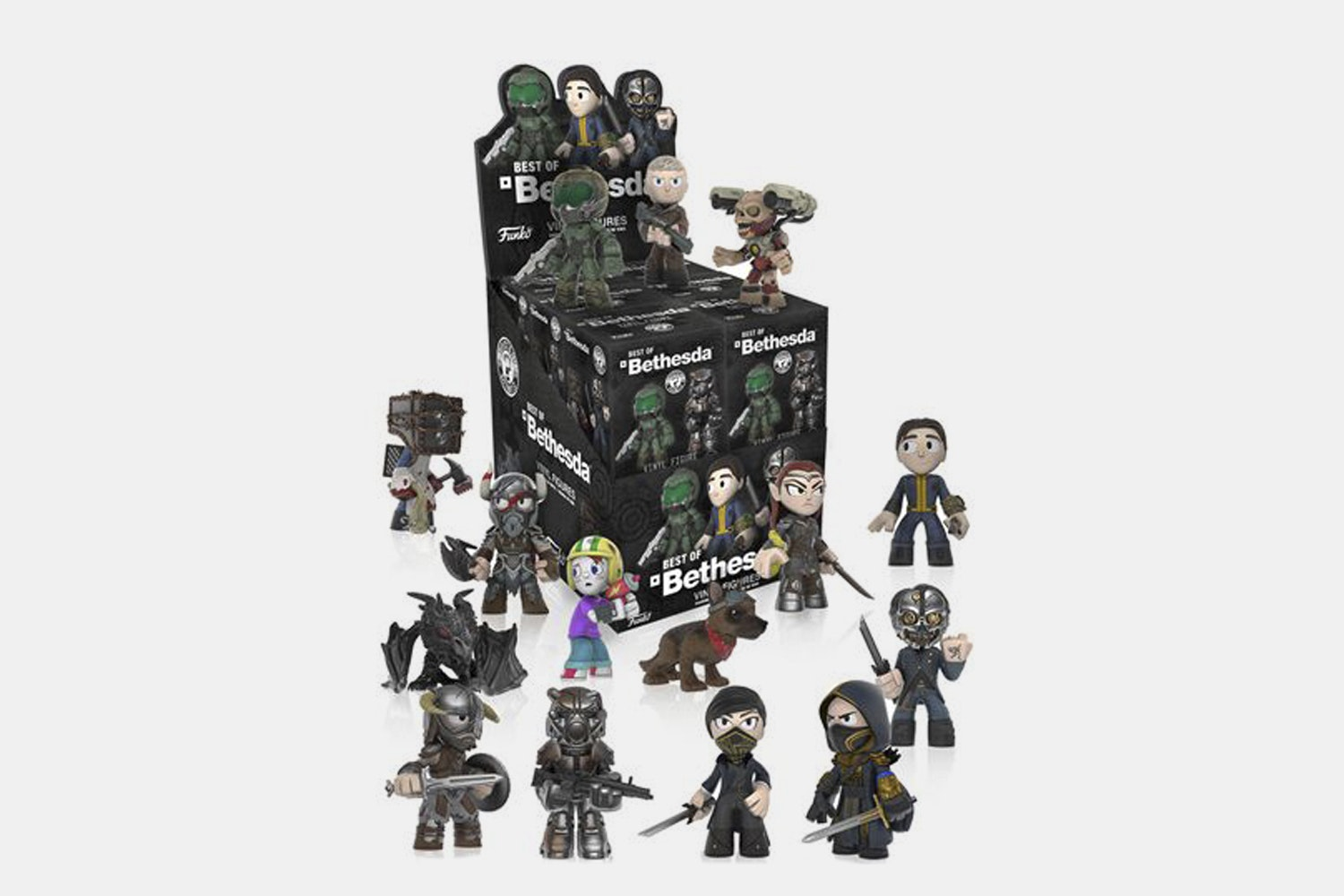 Mystery Minis 12-Piece Display Boxes