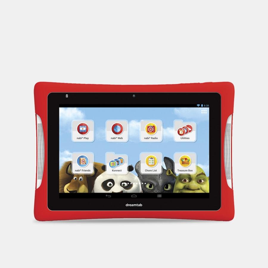 nabi DreamTab HD8 Tablet (Refurbished)