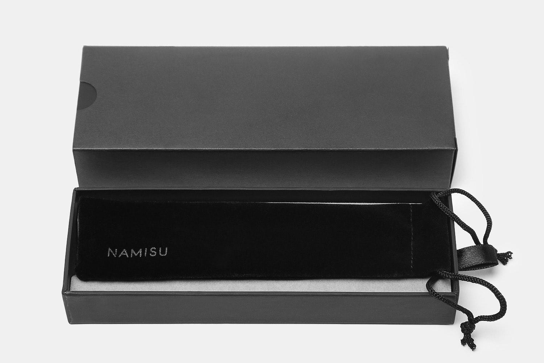 Namisu Nova Brass Fountain Pen