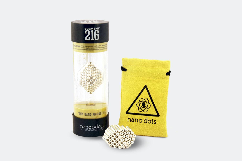 Nanodots –silver (+ $10)