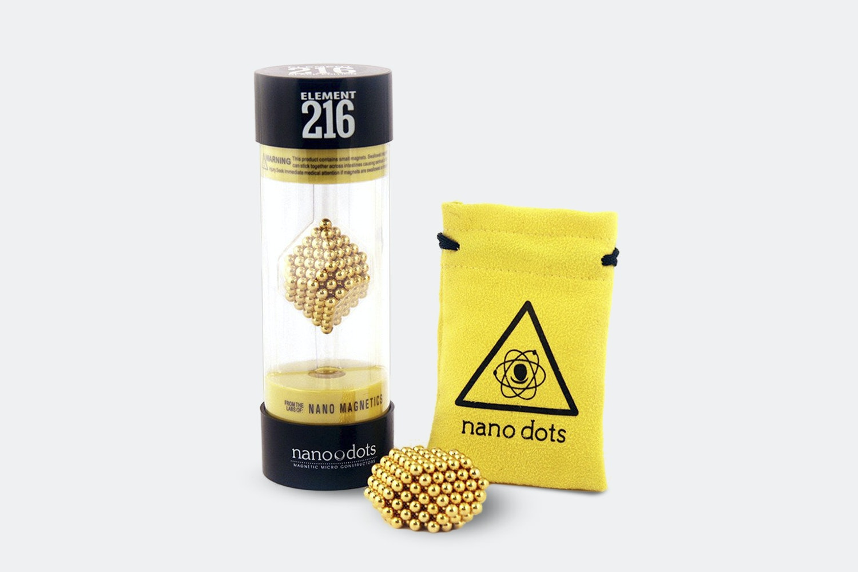 Nanodots –gold (+ $12)