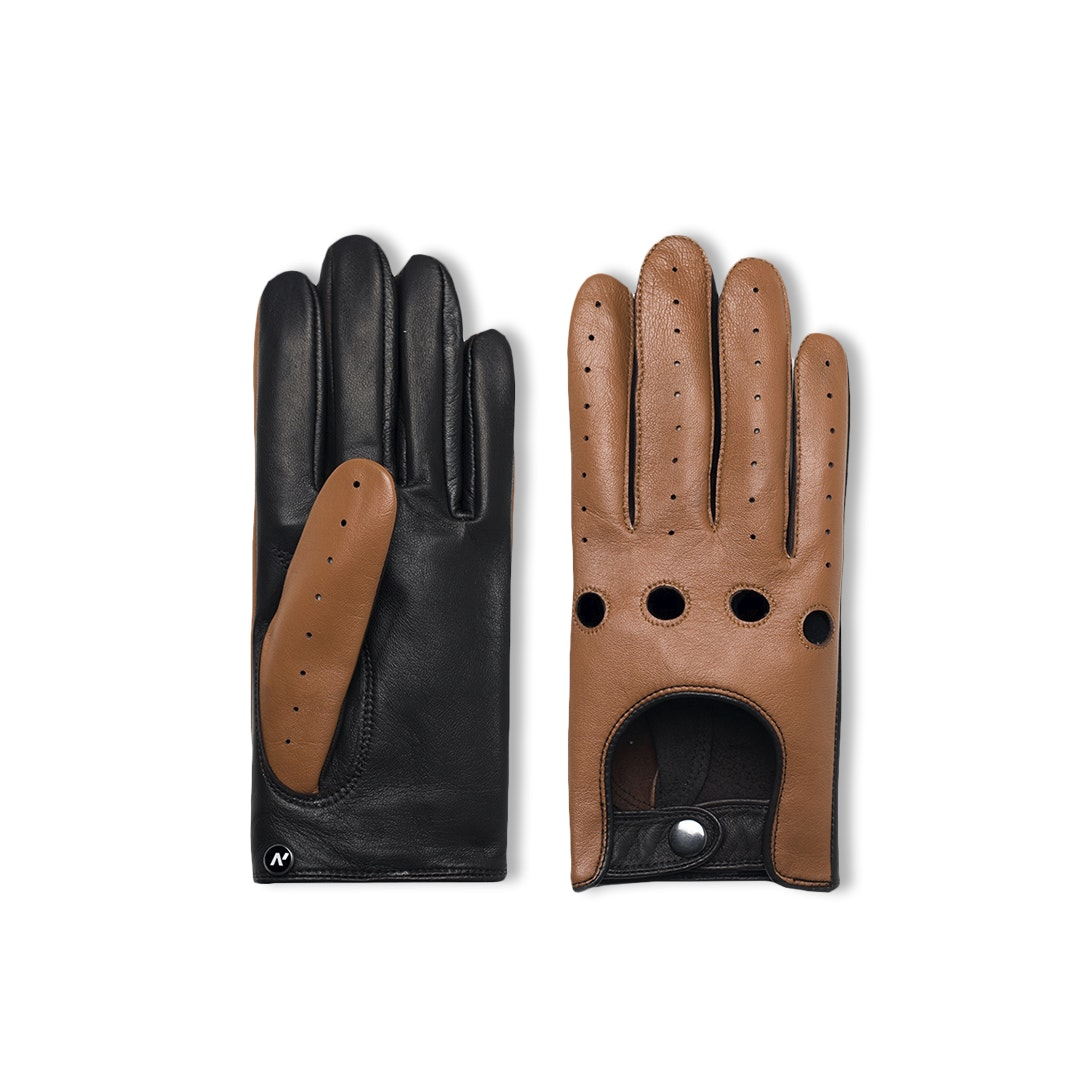 Napo Men's Touch Screen Driving Gloves
