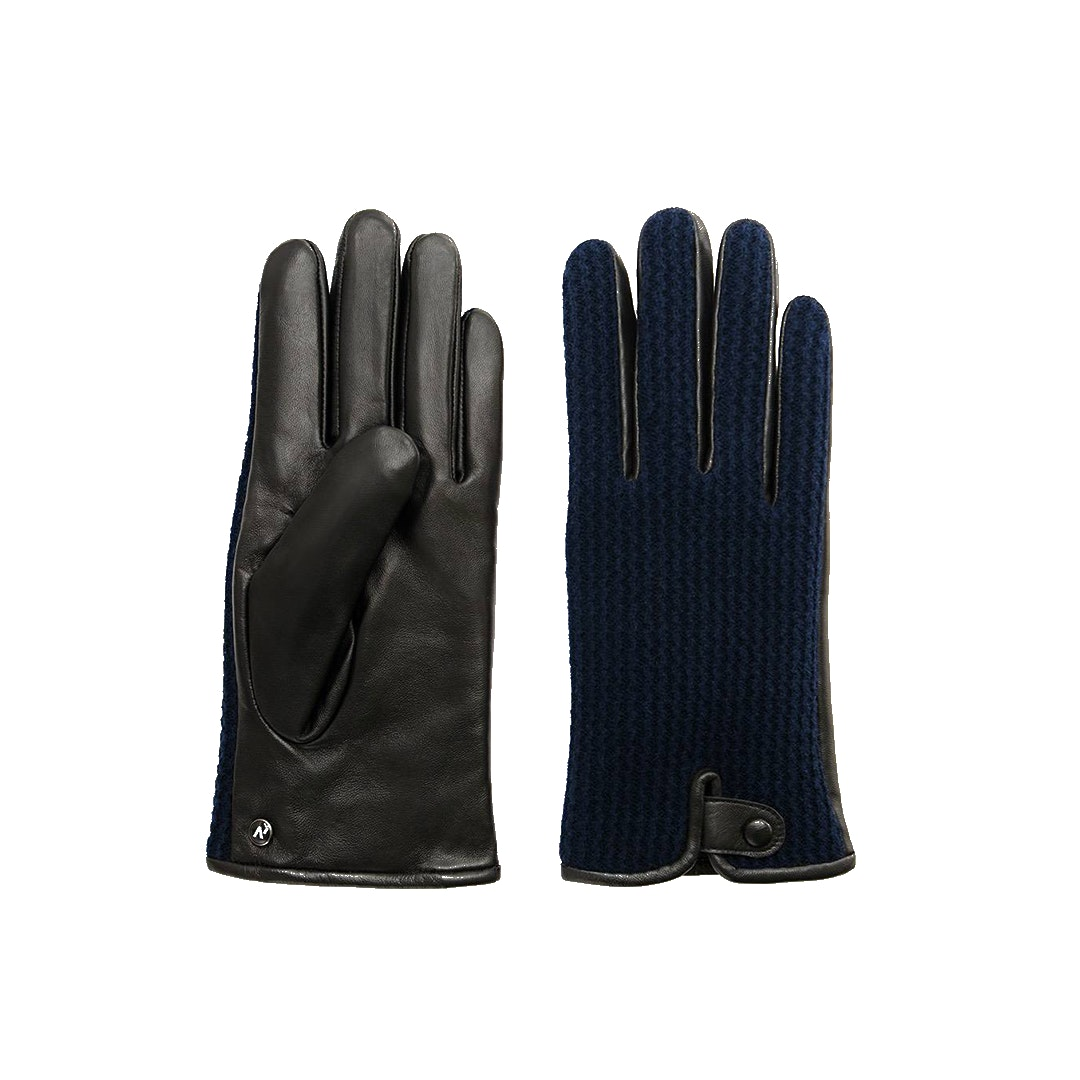 Napo Men's Touchscreen-Compatible Winter Gloves