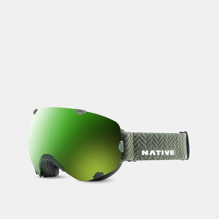 Native Eyewear Spindrift Snow Goggles