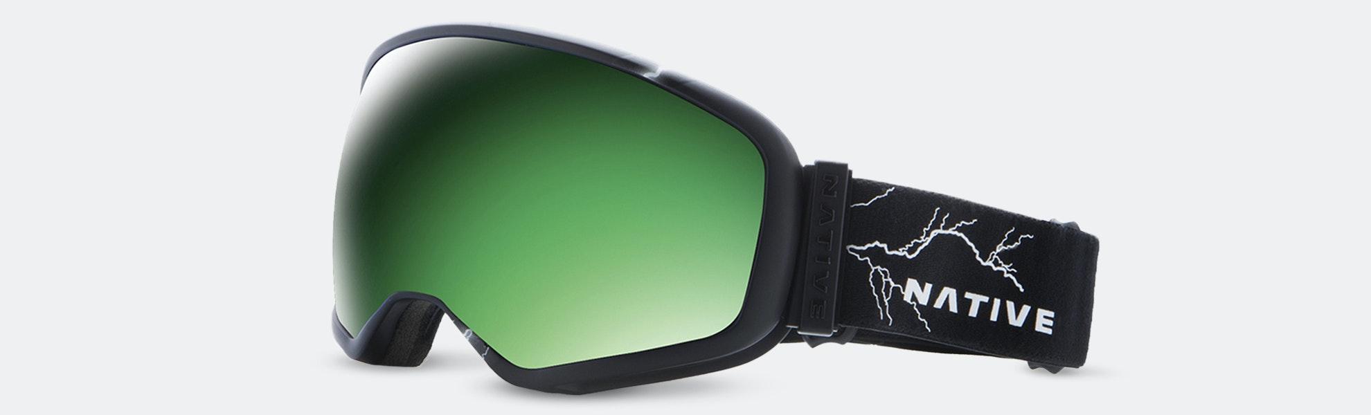 Native Eyewear Tank 7 Snow Goggles