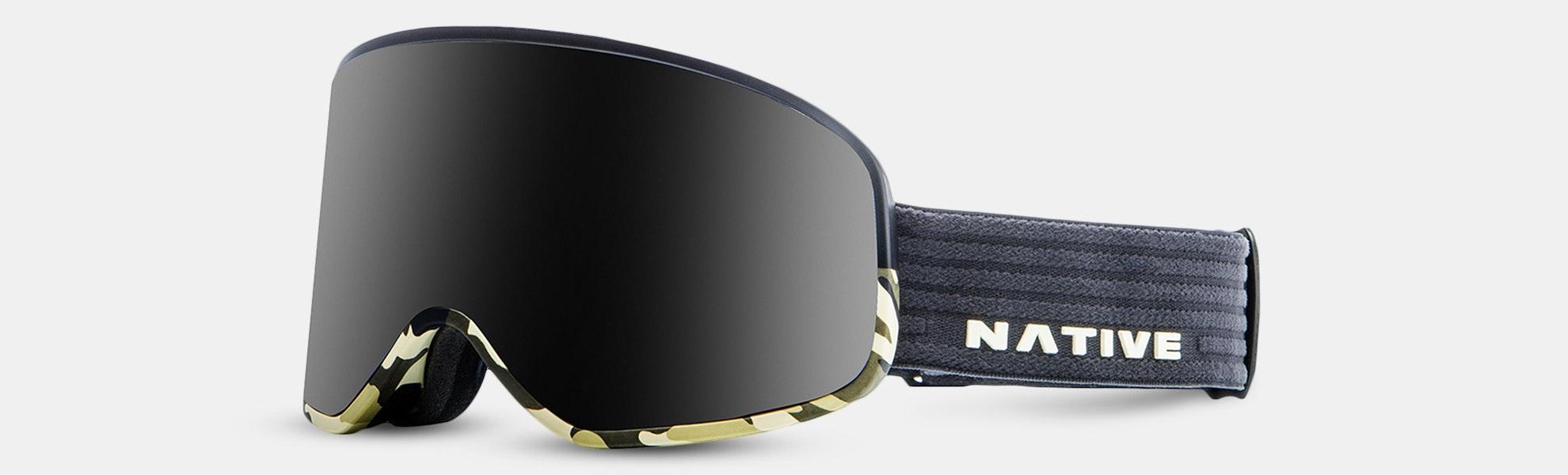 Native Eyewear Tenmile Goggles