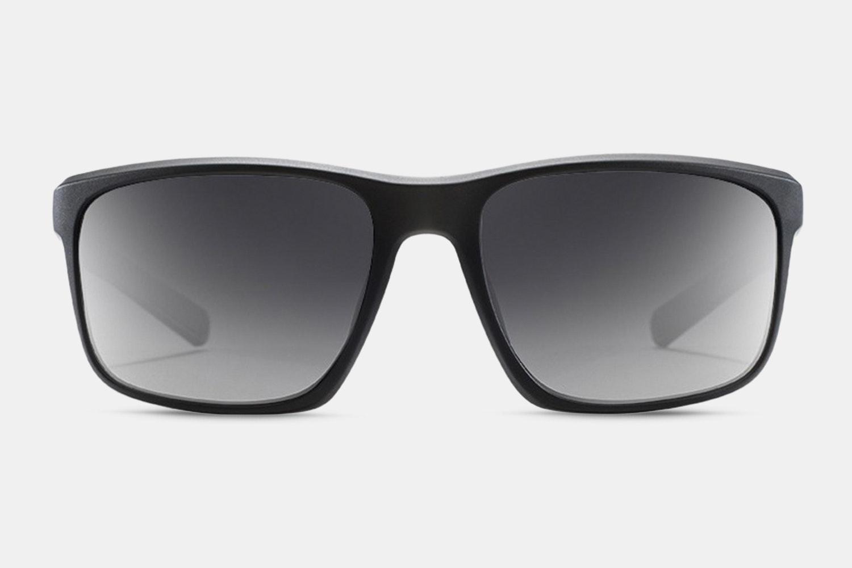 Matte Black – Crystal Pol N3 Blue Reflect (+$20)