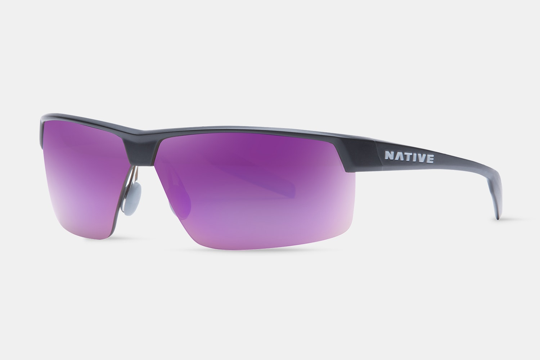 Hardtop Ultra XP – Matte Black – N3 Violet Reflex (+$15)