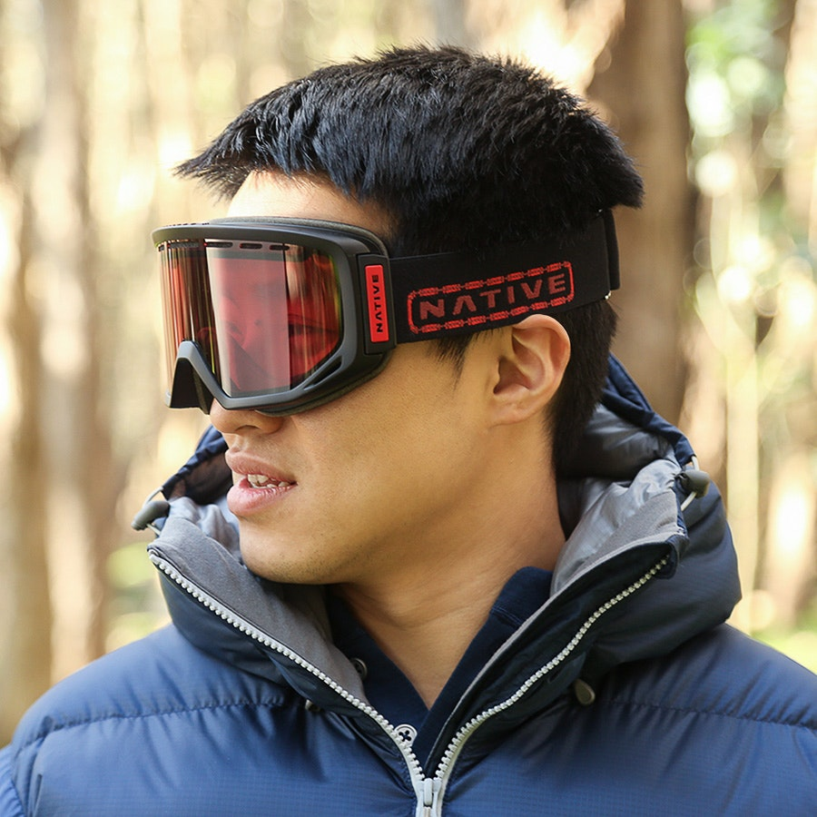 Native Eyewear Ski Goggles