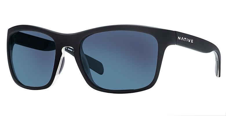 Penrose Matte Black, Blue Reflex lens (+ $10)