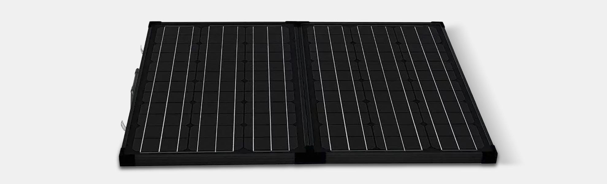 Nature Power Briefcase Solar Panels