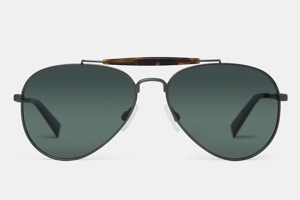 Nautica Polarized Aviator Sunglasses | Price & Reviews | Massdrop