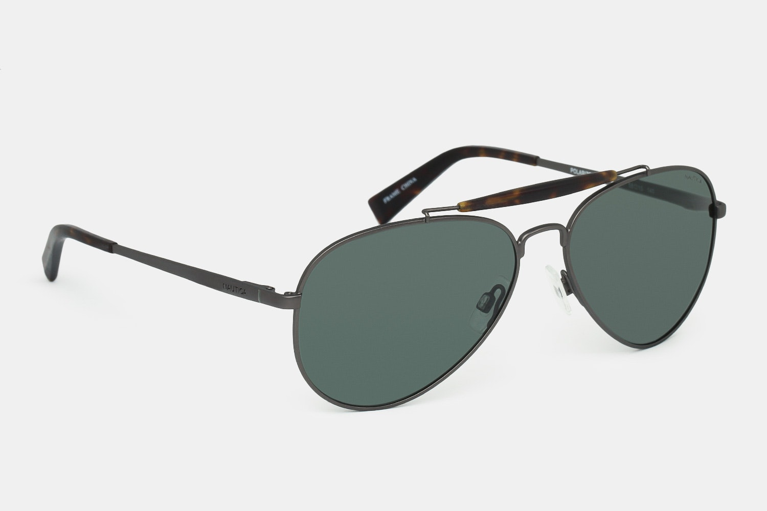 Nautica Polarized Aviator Sunglasses