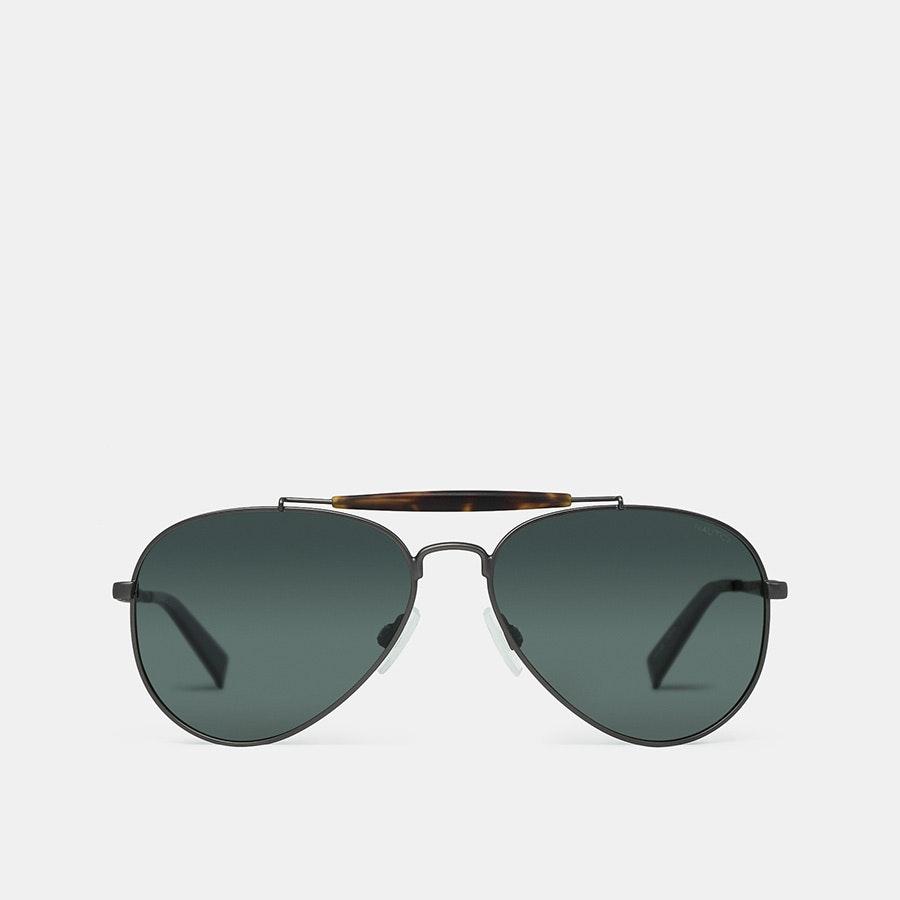 Nautica Polarized Aviator Sunglasses